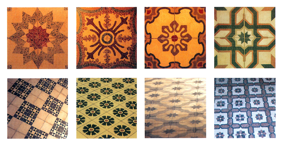 Khammash_tiles of darat al funun